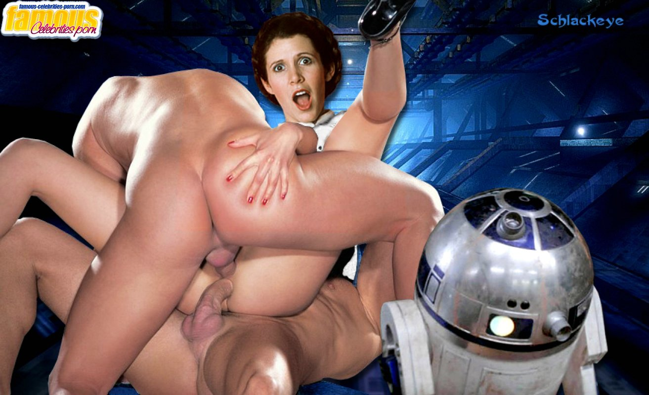 Naked star wars porn exposed images