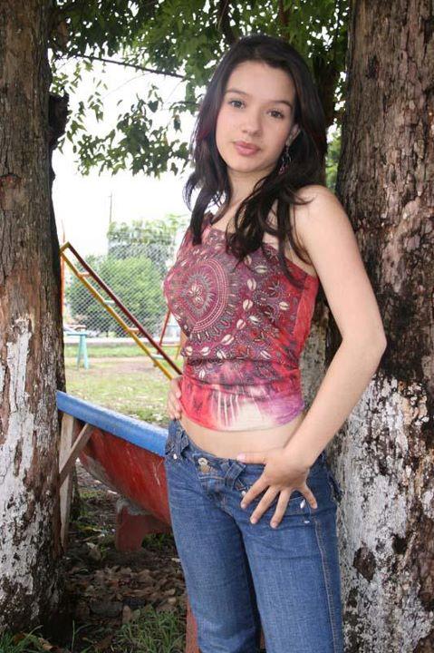 Donna Medellin Teen Models