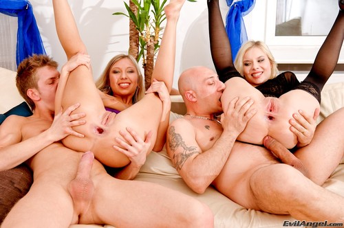 anal party por sex